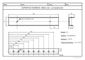 support-de-tournevis-dessin-technique-ep-15-mm